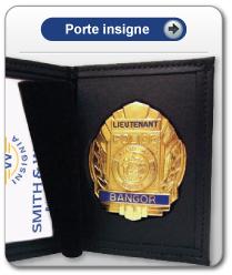 Porte insigne